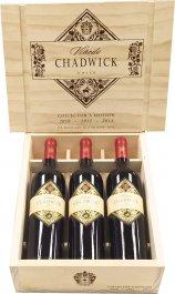 Errazuriz Viňedo Chadwick Collector´s Edition (2010,2012,2014) 2,25L, cr, su