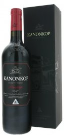 Kanonkop Pinotage Black Label 0.75L, r2017, cr, su, DB