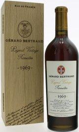 Gerard Bertrand Legend Vintage Rivesaltes 0,75L, AOC, r1969, fortvin, cr, sl, DB