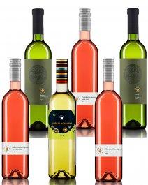 Karpatská Perla Set vín 6 x 0,75 L 4,5L, r2019, vin