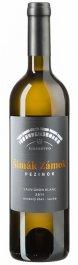 Šimák Zámok Pezinok Edícia Roman Janoušek Sauvignon Blanc 0.75L, r2019, vzh, bl, su