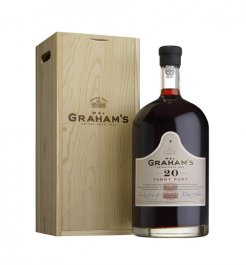 Graham´s 20 Y.O. Tawny Port 4,5L, fortvin, cr, sl, DB
