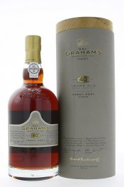 Graham´s 40 Y.O. Tawny Port 0,75L, fortvin, cr, sl, DB