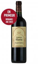 Bordeaux Château Gloria Saint-Julien (En - Primeur) 0.75L, AOC, r2019, cr, su