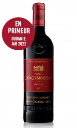 Bordeaux Château Lynch-Moussas Pauillac, 5e Cru Classe (En - Primeur) 0.75L, AOC, Grand Cru Classé, r2019, cr, su