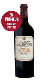 Bordeaux Château Du Tertre Margaux, 5e Cru Classe (En - Primeur) 0.75L, AOC, Grand Cru Classé, r2019, cr, su