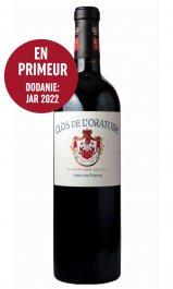 Bordeaux Château Clos De L´Oratoire Saint-Emilion, Grand Cru Classe (En - Primeur) 0.75L, AOC, Grand Cru Classé, r2019, cr, su