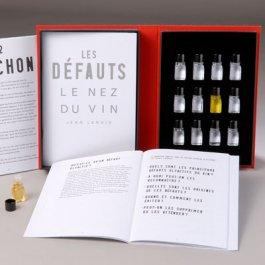 LE NEZ DU VIN, 12 aroma The Wine Faults - chyby vo víne