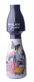 Freixenet MINIBLACK Brut, DO, Cava DO, šumivé víno, sekt, tradiční metoda, bílé, brut 0,2L