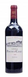 Bordeaux Château Pontet-Canet 0.75L, AOC, Grand Cru Classé, r2010, cr, su
