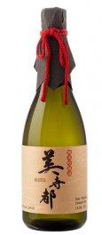 Bijito Junmai Ginjo 0.72L, r2010, sake, bl, su