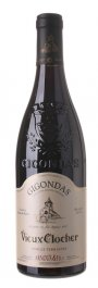 Arnoux and Fils Vieux Clocher, Gigondas 0.75L, AOC, r2018, cr, su