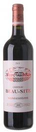 Bordeaux Château Beau-Site 0.75L, AOC, r2011, cr, su