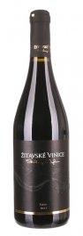 Žitavské vinice Hron barrique 0.75L, r2017, ak, cr, su