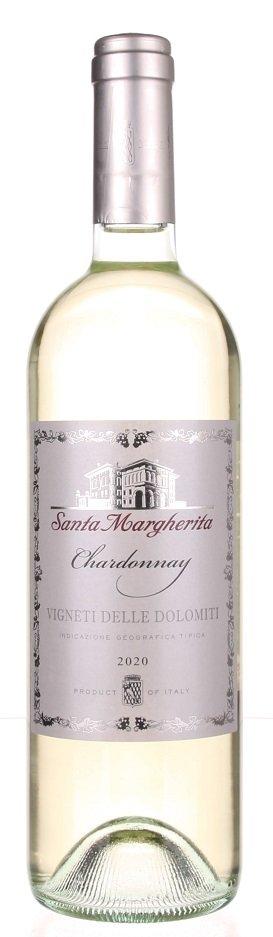Santa Margherita Chardonnay Vigneti delle Dolomiti 0.75L, IGT, r2020, bl, su