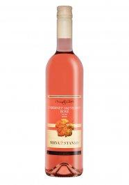Mrva & Stanko Cabernet Sauvignon rosé, Jasová 0.75L, r2020, ak, ruz, su, sc