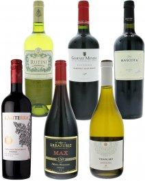 Jihoamerický set vín