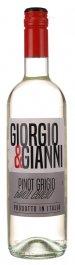 Giorgio & Gianni Pinot Grigio 0.75L, IGT, r2020, bl, su, sc