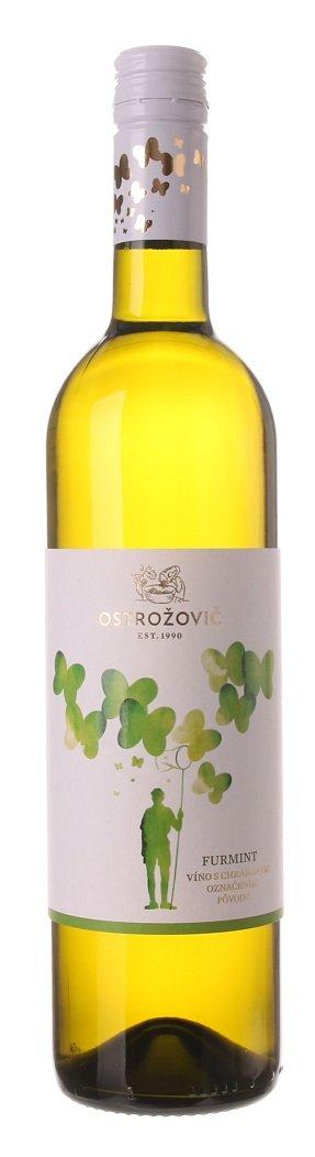 J&J Ostrožovič Furmint 0.75L, r2020, vin, bl, su, sc
