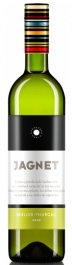Karpatská Perla Jagnet Müller Thurgau 0.75L, r2020, vin, bl, su