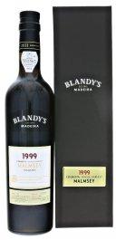 Blandy's Madeira Colheita Malmsey 0.5L, r1999, fortvin, bl, sl, DB