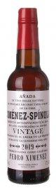 Ximénez-Spínola Pedro Ximénez Vintage 0.375L, VDM, r2019, vin, bl, sl