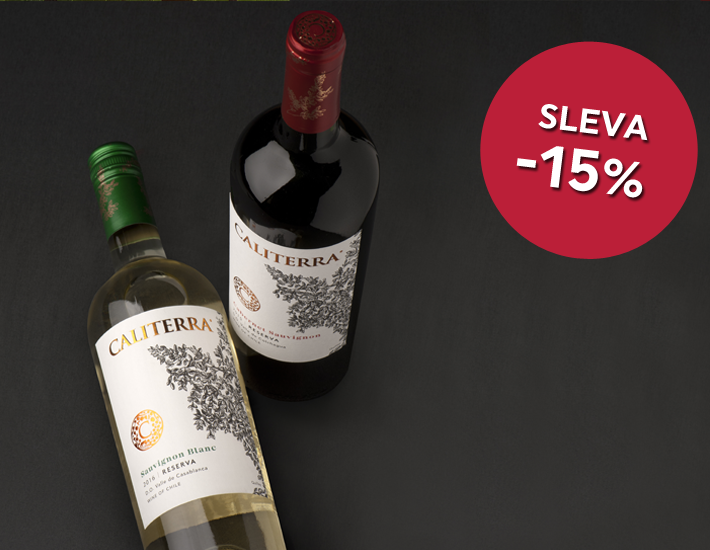 Jihoamerická vína -15%