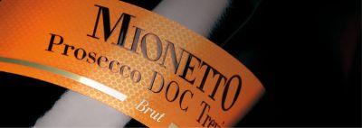 Prosecco Mionetto - nové Prosecco v naší nabídce