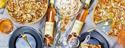 Hruškový tart s mandlovým krémem - RECEPT a tip na víno