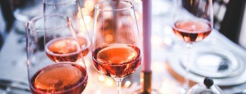 TOP letní růžová vína